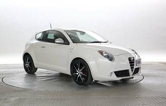 Alfa Romeo Mito - Cargiant