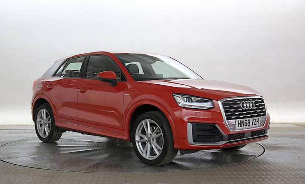 Audi Q2 - Cargiant