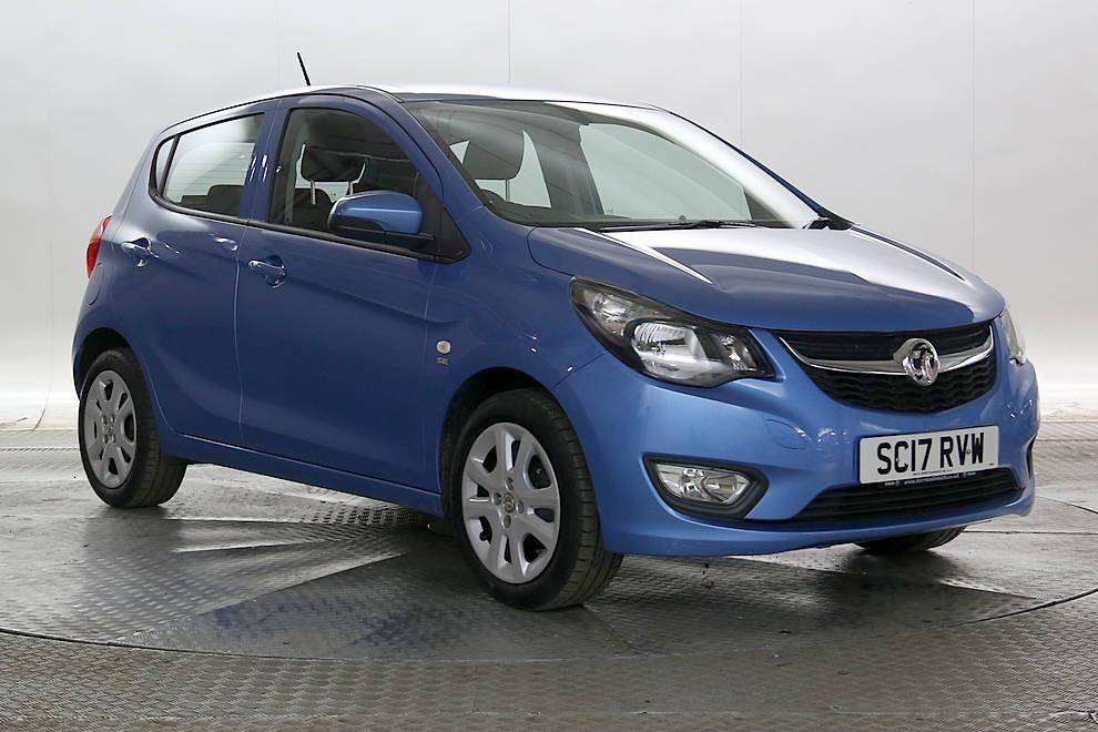 Vauxhall Viva - Cargiant