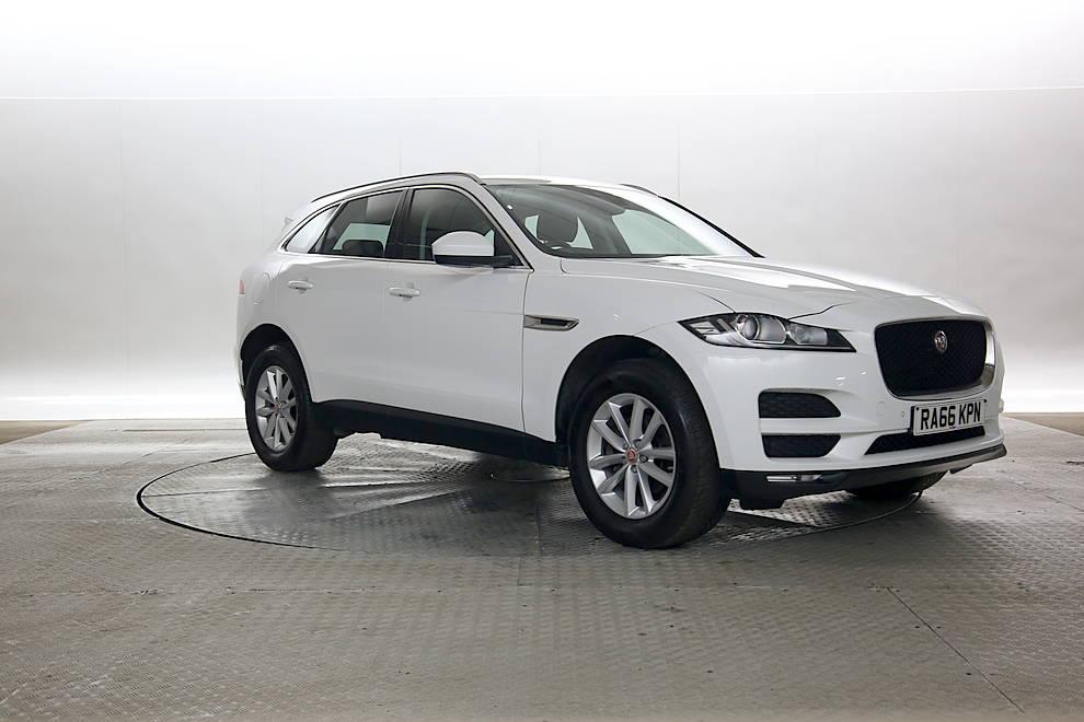 Jaguar F-Pace - Cargiant
